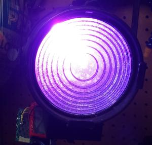 fresnel-light
